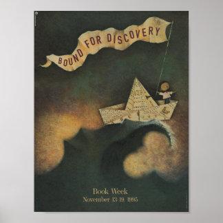 Das Buch-Wochen-Plakat 1995 Kinder Poster