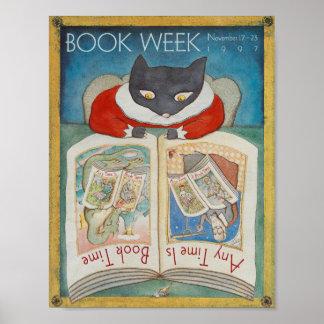 Das Buch-Wochen-Plakat 1997 Kinder Poster