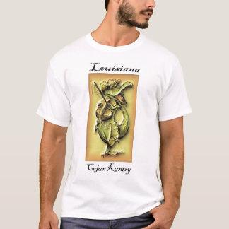 Das Cajun Kuntry des Kindes T-Shirt