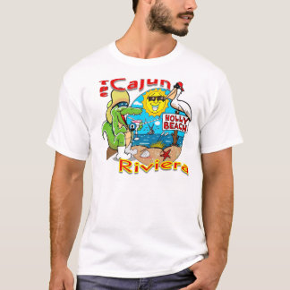 Das Cajun Riviera T-Shirt