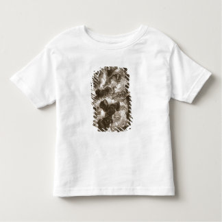 Das Chaos, graviert von Bernard Picart Kleinkinder T-shirt