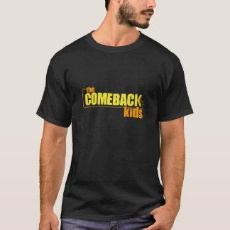 Das Come-back scherzt das Shirt der Männer