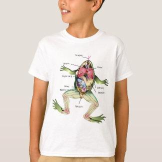 Das Die Anatomie-Illustrations-Zeichnen des T-Shirt