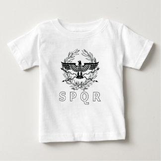 Das Emblem des römischen Reich-SPQR Baby T-shirt