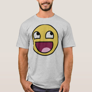 das epische Gesicht T-Shirt
