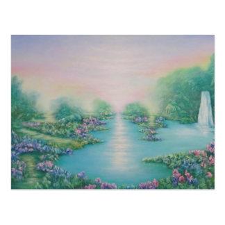 Das Garten Eden 2011 Postkarte