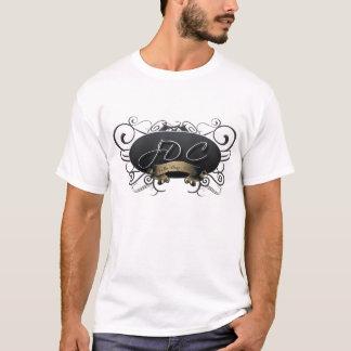 Das Gemisch-Wecker-T - Shirt der JDC Logo-Männer