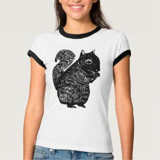 Das Gemisch-Wecker-T - Shirt der schwarzes