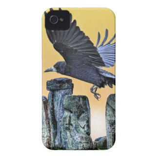 Das Geschenk alter Stonehenge u. Turm iPhone 4 Hüllen