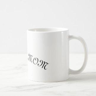 das Geschenk der Mama Kaffeetasse