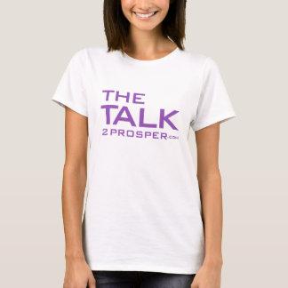Das Gespräch 2 erweitern sich T-Shirt