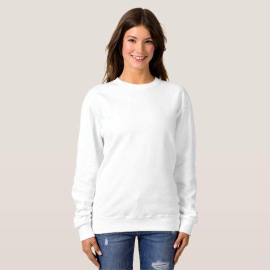 Basic Sweatshirt für Frauen