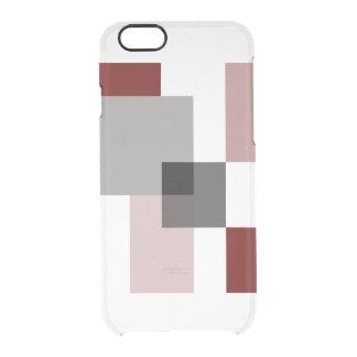 """Das gute das Schlechte und die Idee [Detail """"gut""""] Durchsichtige iPhone 6/6S Hülle"""