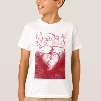 Das Herz des Kolibris T-Shirt