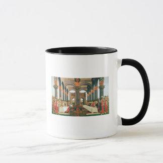 Das Hochzeits-Fest Tasse