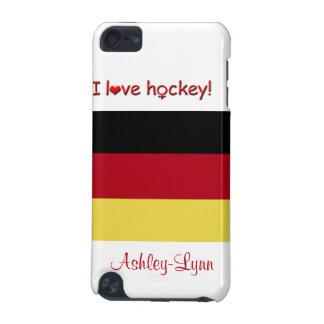 Das Hockey der Frauen! - Deutsche iPod Touch 5G Hülle