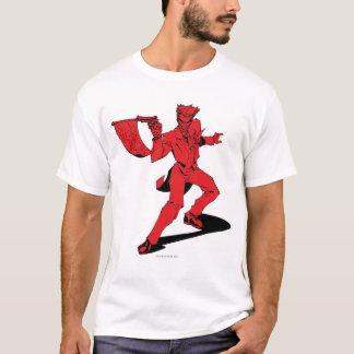 Das Joker-Rot T-Shirt
