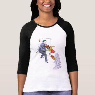 Das Joker-Trieb-lachende Gas T-Shirt