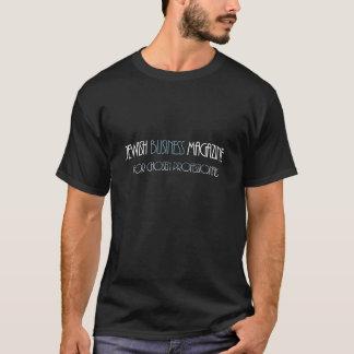 Das jüdische Shirt der Handelszeitungs-schwarzen