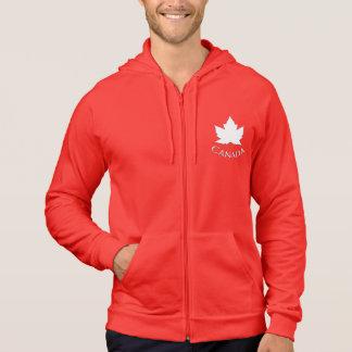 Das Kanada-Andenken-Sport-Jacke der Hoodie