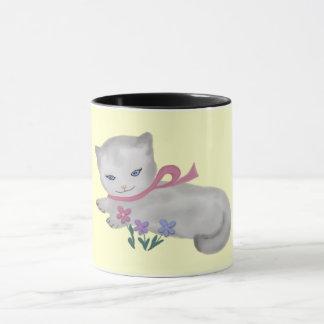 Das kleine Kätzchen Tasse