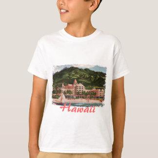 Das königliche hawaiische Hotel T-Shirt