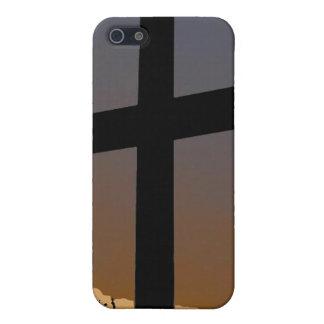 Das Kreuz iPhone 5 Schutzhülle