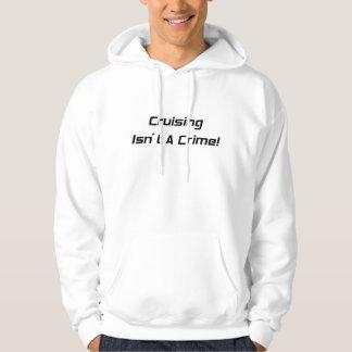 Das Kreuzen ist nicht ein Verbrechen Hoodie