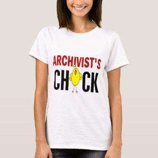 Das Küken des Archivars T-Shirt