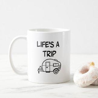 Das Leben ist ein Tasse