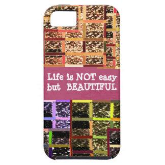 Das Leben ist schön:  Editable Text. DIY Schablone Schutzhülle Fürs iPhone 5
