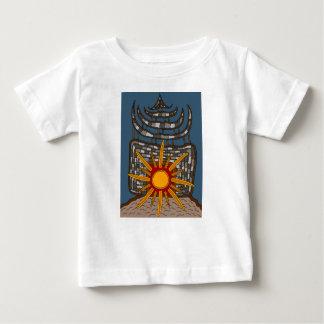 Das letzte Schatz-Haus Baby T-shirt