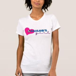 Das Mädchen des Seemanns T-Shirt