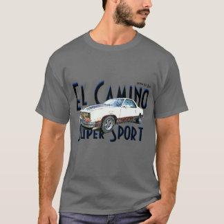 Das MONDO T - EL Camino T-Shirt