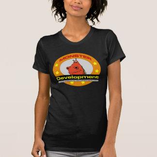 Das Monster-Entwicklungs-T - Shirt der Frauen