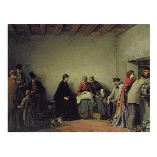Das Mont-De-Piete Postkarte