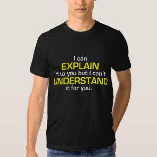 Das Motto des Ingenieurs T-shirts