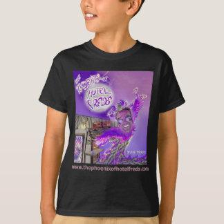 Das Phoenix der Dunkelheit der Hotel Freds T-Shirt