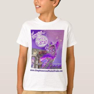 Das Phoenix der Hotel Freds T-Shirt