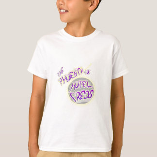 Das Phoenix des Lichtes des Hotel Freds T-Shirt