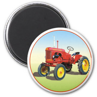 Das Pony Runder Magnet 5,7 Cm