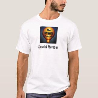 Das PSG Forum - spezielles Mitglied T-Shirt