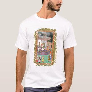 Das Qazi, vom kleinen Clive Album T-Shirt