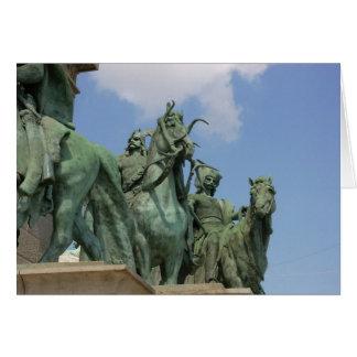 Das Quadrat der Helder, Budapest Karte