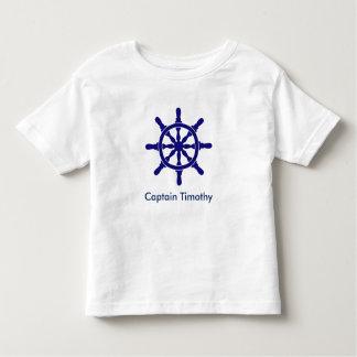 Das Rad des Schiffs Kleinkind T-shirt
