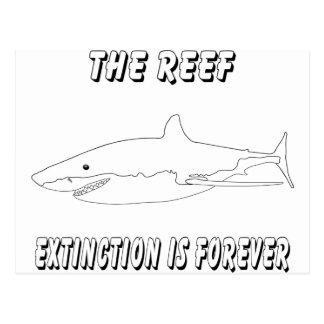 Das Riff Postkarte