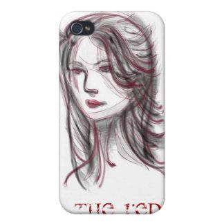Das Rot Schutzhülle Fürs iPhone 4