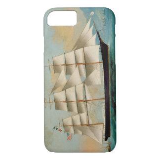 Das Schiff Fleetwing, Hong Kong-Bucht iPhone 8/7 Hülle