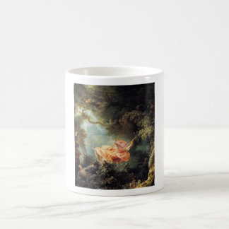 Das Schwingen Tasse