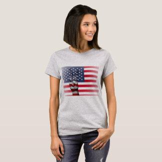 Das Shirt der amerikanische